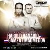 Harold Banario, Gamzat Magomedov (© Brave Combat Federation)