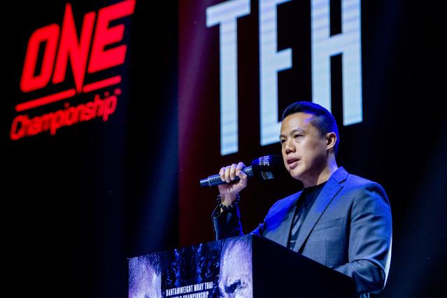 Hua Fung Teh (© ONE Championship)