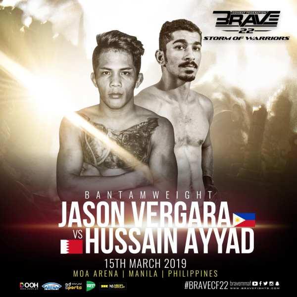 Jason Vergara, Hussain Ayyad