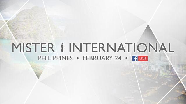 Mister International 2019