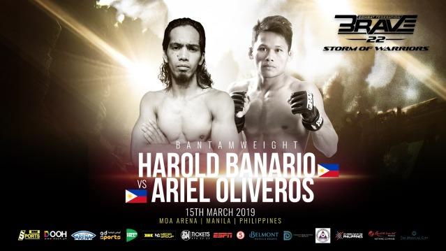 Harold Banario, Ariel Oliveros