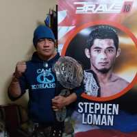 Brave CF champ Stephen Loman dedicates hometown win to late uncle Jimmy Nabehet