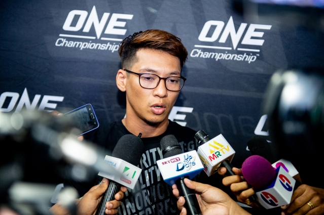 Phoe Thaw (© ONE Championship)