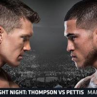 'UFC Fight Night 148' results: Stephen Thompson vs Anthony Pettis