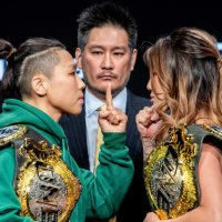 ONE Championship vs UFC between Xiong Jingnan and Weili Zhang? Chatri Sityodtong weighs in