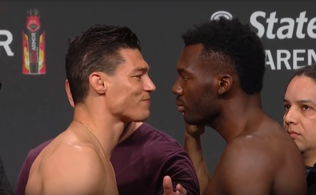 Alan Jouban, Dwight Grant