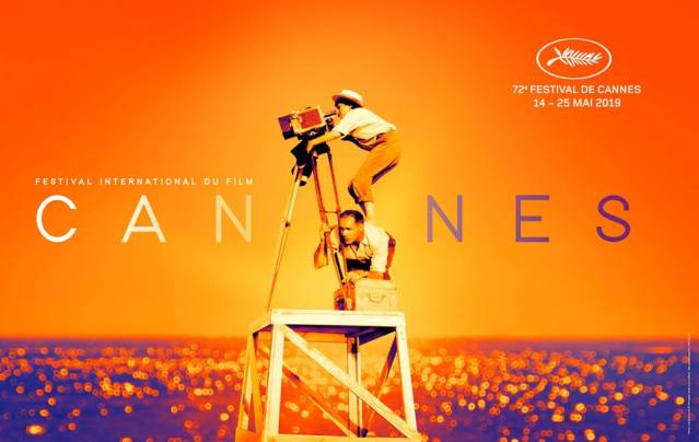 Cannes Film Festival 2019 poster
