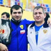 How Eldar Eldarov met Khabib Nurmagomedov's father Abdulmanap Nurmagomedov