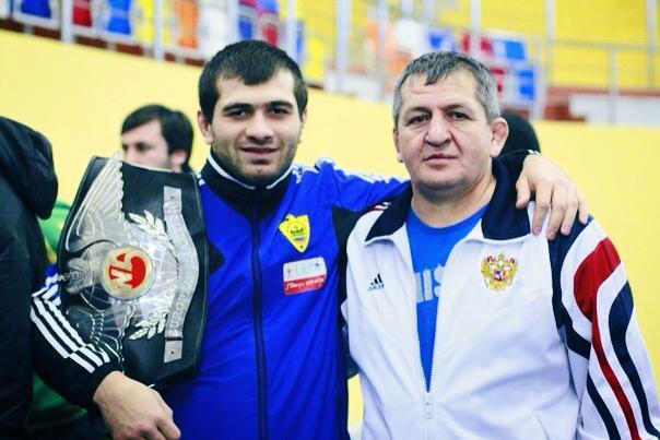 Eldar Eldarov, Abdulmanap Nurmagomedov