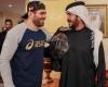 Eldar Eldarov, Khalid bin Hamad Al Khalifa (© Brave Combat Federation)
