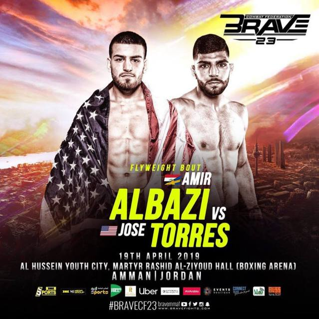 Jose Torres, Amir Albazi