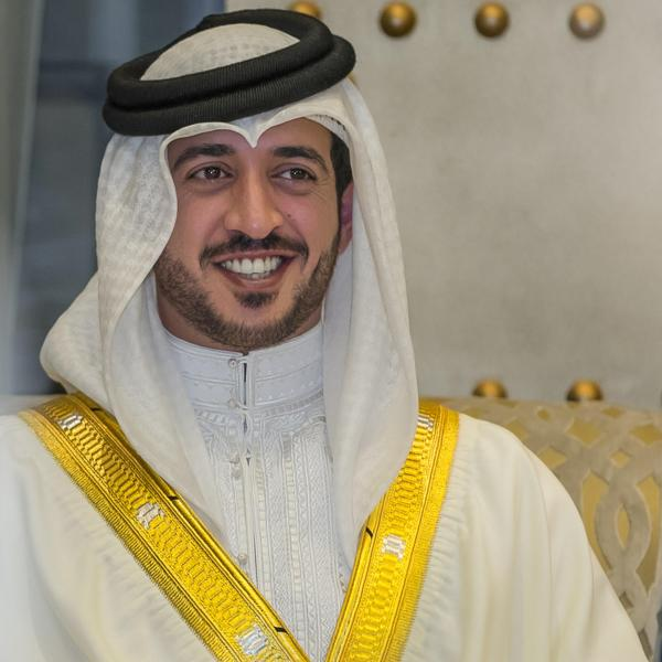 Sheikh Khalid Bin Hamad al Khalifa (© BRAVE Combat Federation)