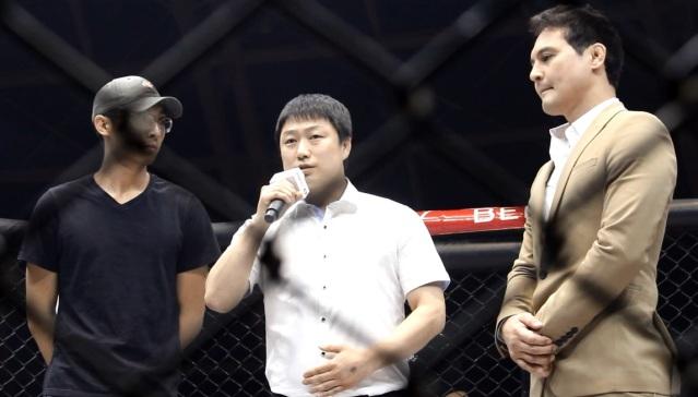 Kyu Yeong Won, Alvin Aguilar