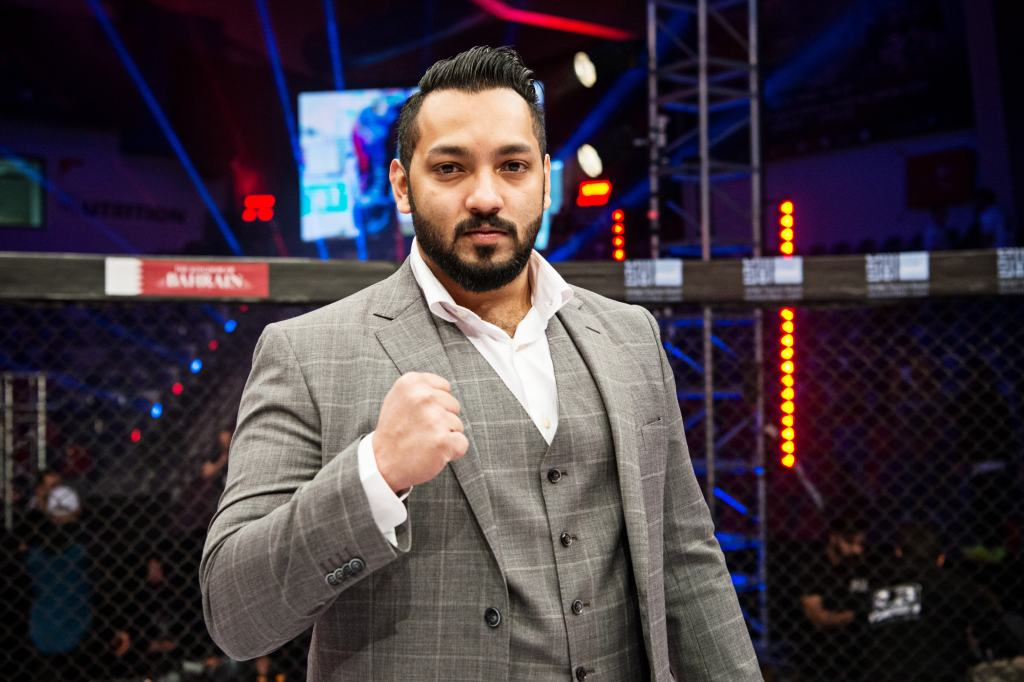 Mohammed Shahid (©BRAVE CF)