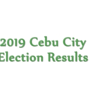 2019 Cebu City congressman, mayor, vice mayor, councilors election results