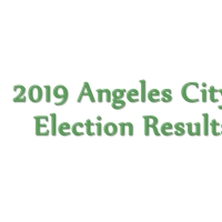2019 Angeles City congressman, mayor, vice mayor, councilors election results