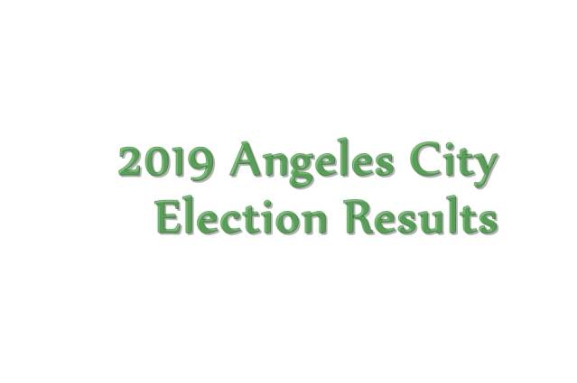 2019 Angeles City election results