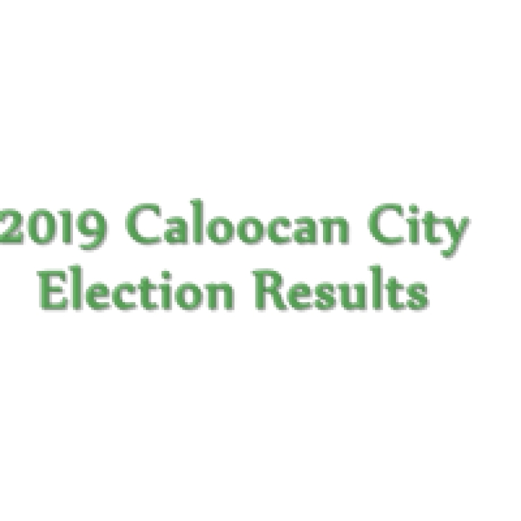 2019 Caloocan City congressmen, mayor, vice mayor, councilors election results