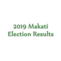 2019 Makati congressmen, mayor, vice mayor, councilors election results