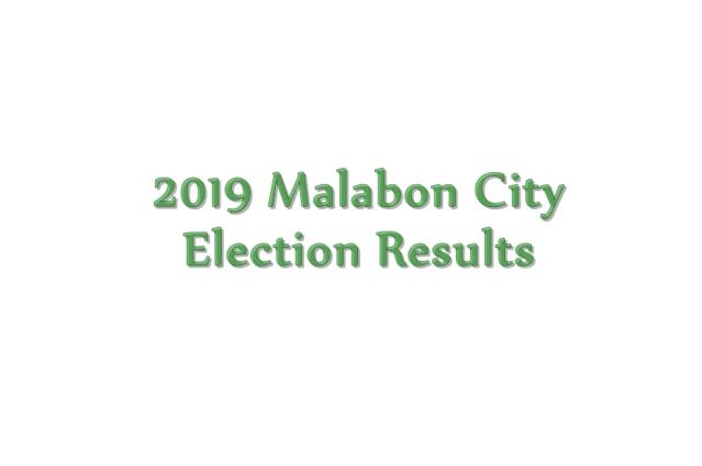 2019 Malabon City election results
