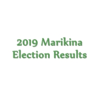 2019 Marikina congressmen, mayor, vice mayor, councilors election results