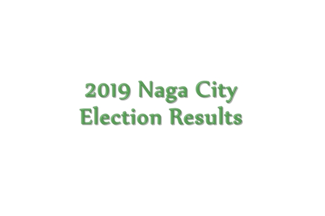 2019 Naga City election results
