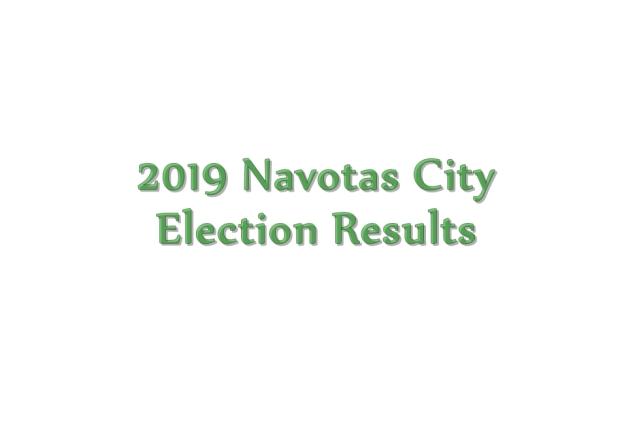 2019 Navotas election results