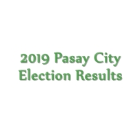 2019 Pasay City congressman, mayor, vice mayor, councilors election results