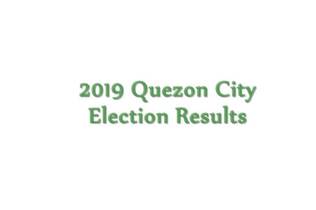 2019 Quezon City election results