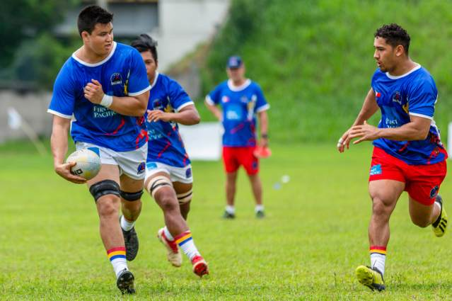 Ashley Matias Heward, Ellis Rudder (© Raymond Braganza, Philippine Rugby Football Union)