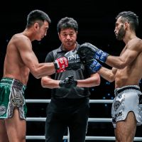 Giorgio Petrosyan vs Petchmorakot Petchyindee Academy in ONE Super Series declared No Contest