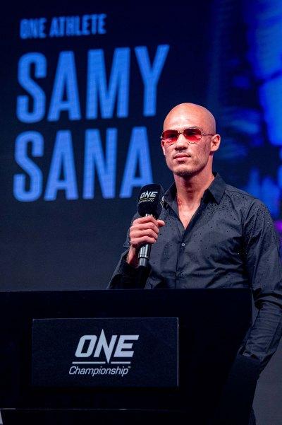 Samy Sana (© ONE Championship)