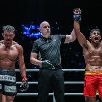 Malaysia's Agilan Thani earns 9th ONE Championship win, decisions Japan, South Korea's Yoshihiro Akiyama at 'ONE: Legendary Quest' in China