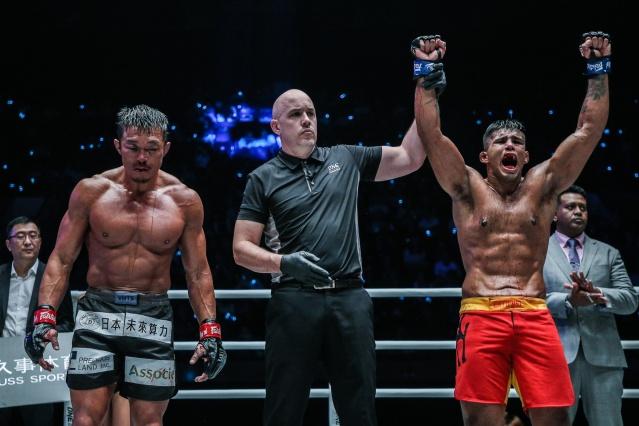 Yoshihiro Akiyama, Olivier Coste, Agilan Thani