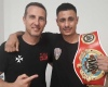 Noel Mercieca, Keith Azzopardi (©World Kickboxing Network)