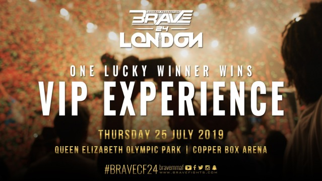 Brave VIP Experience