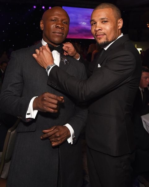 Chris Eubank Sr., Chris Eubank Jr.