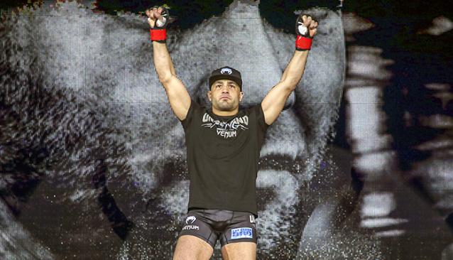 Eddie Alvarez  (© ONE Championship)