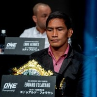 Eddie Alvarez is Eduard Folayang's 17th ONE Championship opponent
