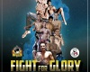 'Fight for Glory: WKN International Edition' poster