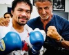 Manny Pacquiao, Sylvester Stallone