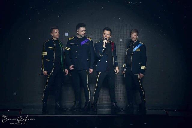 Nicky Byrne, Markus Feehily, Shane Filan, Kian Egan ©Simon Graham