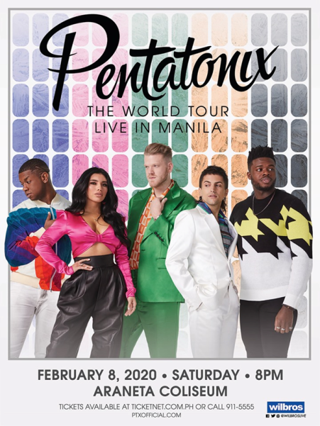 'Pentatonix: The World Tour'