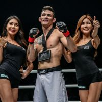 Thanh Le vs Kotetsu Boku at 'ONE: Dreams of Gold' in Bangkok, Thailand