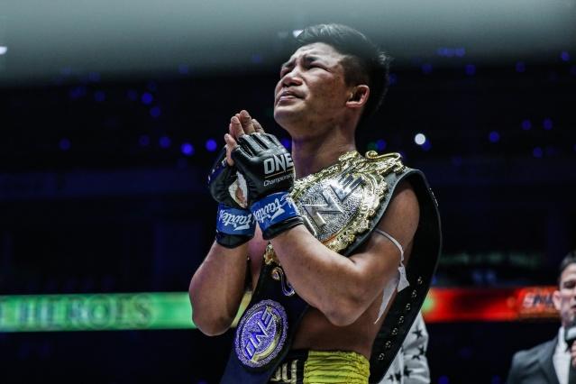 Rodtang Jitmuangnon (©ONE Championship)