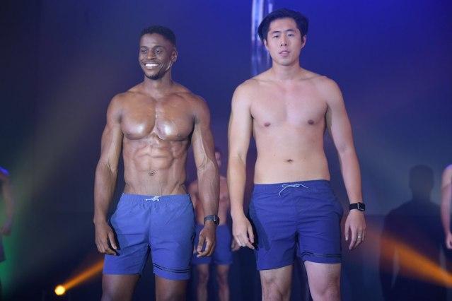 Fezile Mkhize, Hugo Ong Jun Hui