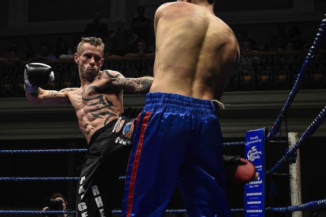 Gary Hamilton (©World Kickboxing Network)