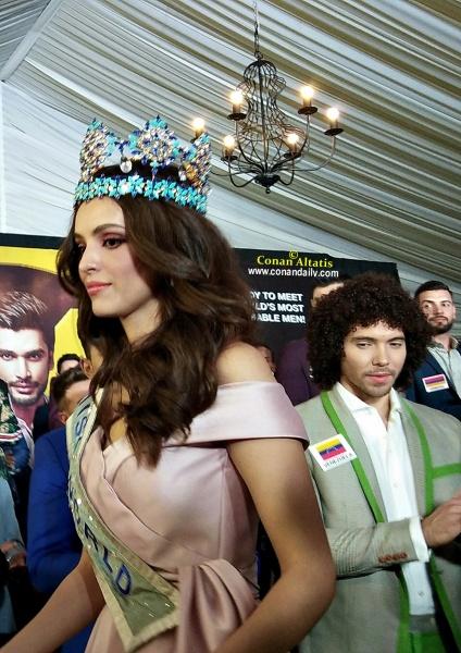 Vanessa Ponce, Jorge Núñez