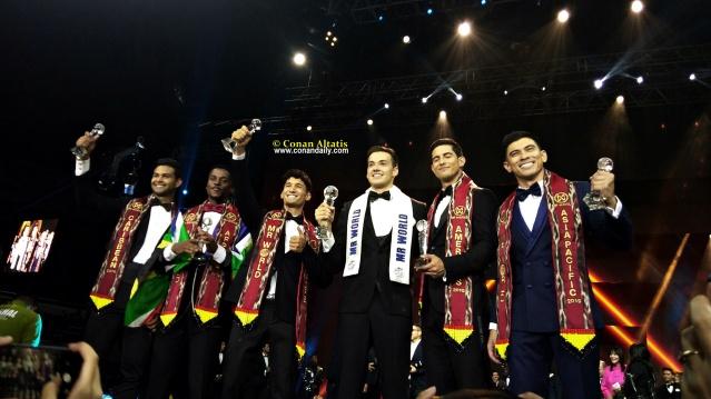 Alejandro Martínez, Fezile Mkhize, Alberto Nodale, Jack Heslewood, Brian Faugier, JB Saliba