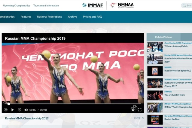IMMAF TV